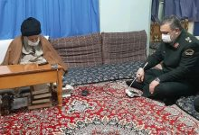 Photo of حضرت آیت الله العظمی علوی گرگانی در دیدار با سردار اشتری: کسانی که اهل تقوا و حقیقت هستند و به دیگران کمک می کنند…
