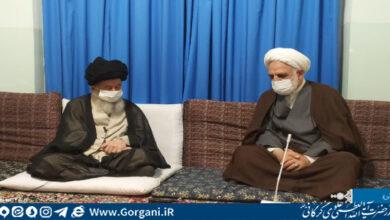Photo of دیدار حجت الاسلام والمسلمین محسنی اژه ای